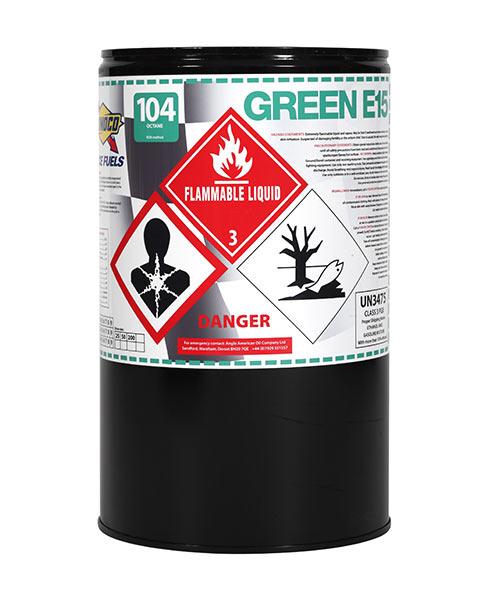 Green E15