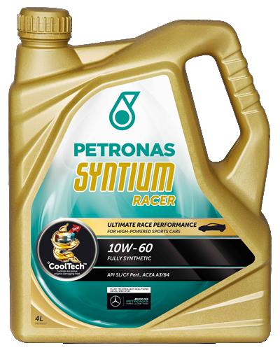 Petronas Syntium Racing Oil