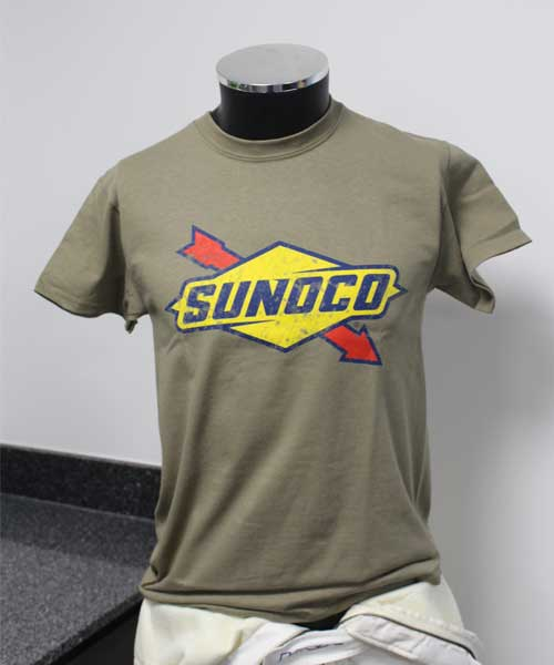 Sunoco vintage t shirt anglo american oil company for Vintage t shirt company