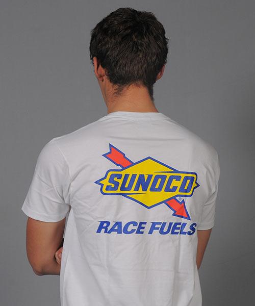 Sunoco white T