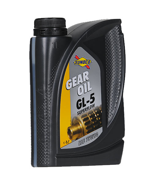 Sunoco Gear Oil